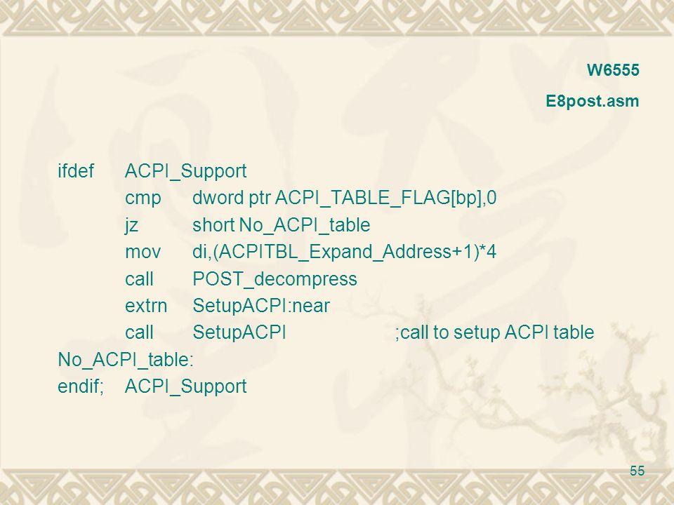 cmp dword ptr ACPI_TABLE_FLAG[bp],0 jz short No_ACPI_table